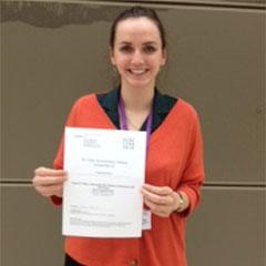 Anna Klucnika (University of Cambridge, UK)