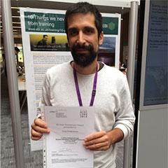 Dimitris Konstantopoulos (Institute of Molecular Biology and Genetics, Greece)