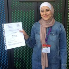 Nidaa Ababneh (University of Jordan)
