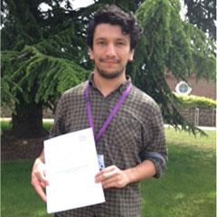 Simon P. Castillo (University of Chile)